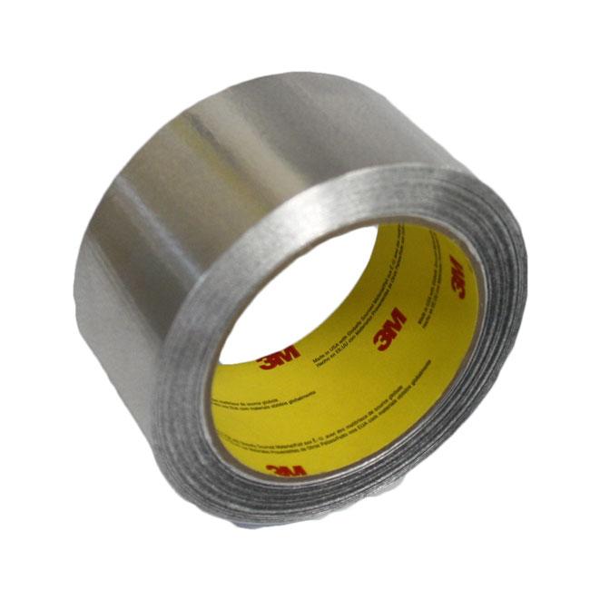 3M 420 enkelzijdig klevend Loodfolie Tape 9 mm X 33 m