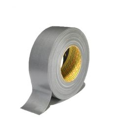 3M 389 PE Linnen / duct Tape Grijs 50 mm X 50 m