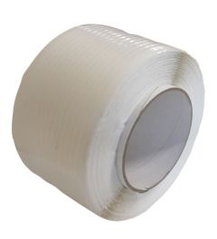 TAPIR 42795F XL dubbelzijdig klevend PET Tape hot melt permanent 6-12 mm x 5000 m folie liner
