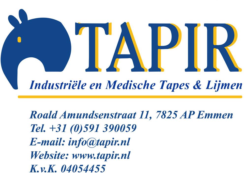 tapir logo nieuw transp postadres
