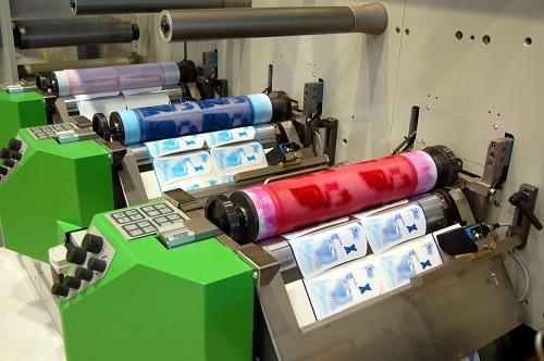 Zelfklevende tapes voor drukkerijen