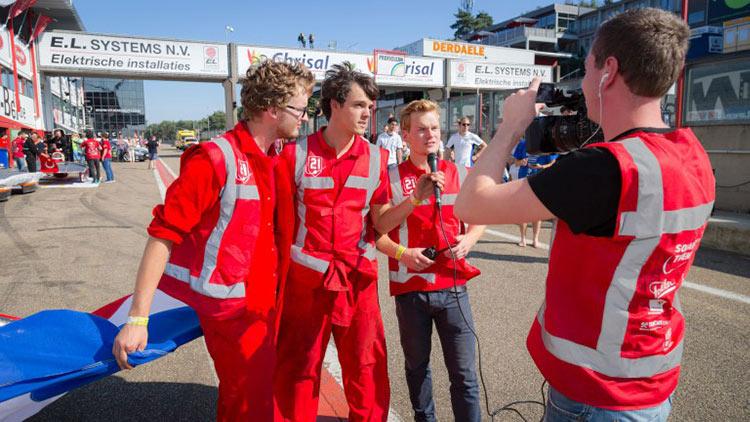 Media aandacht Solar Team Twente