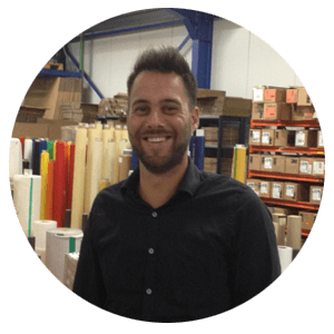 Maikel Timmers Marktspecialist Drukkerijen en Reclame
