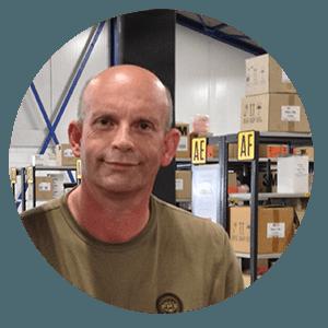 Steven Lanjouw Ondersteuning van Productie/logistiek